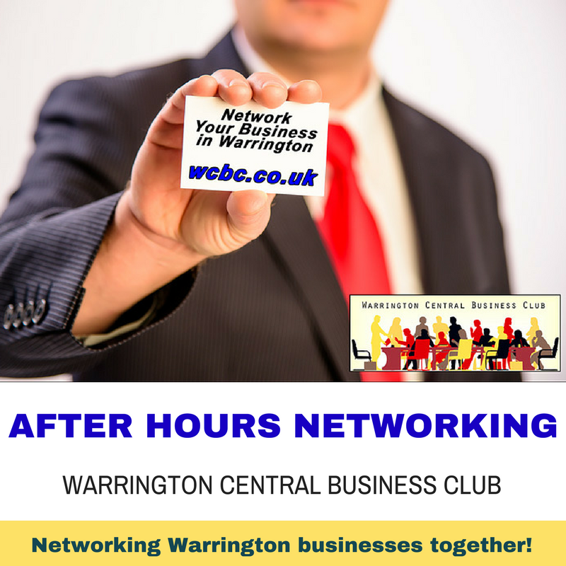 After Hours Warrington Business Networking