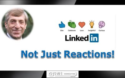 New Reactions from LinkedIn!