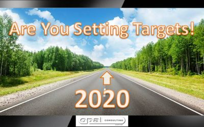 Planning Targets for 2020?